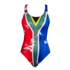 SA Flag Fastback Ladies Costume