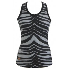 Zebra Vest Ladies