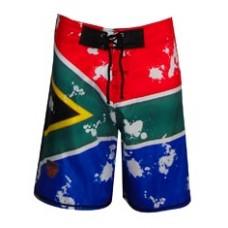 SA Flag Board Shorts